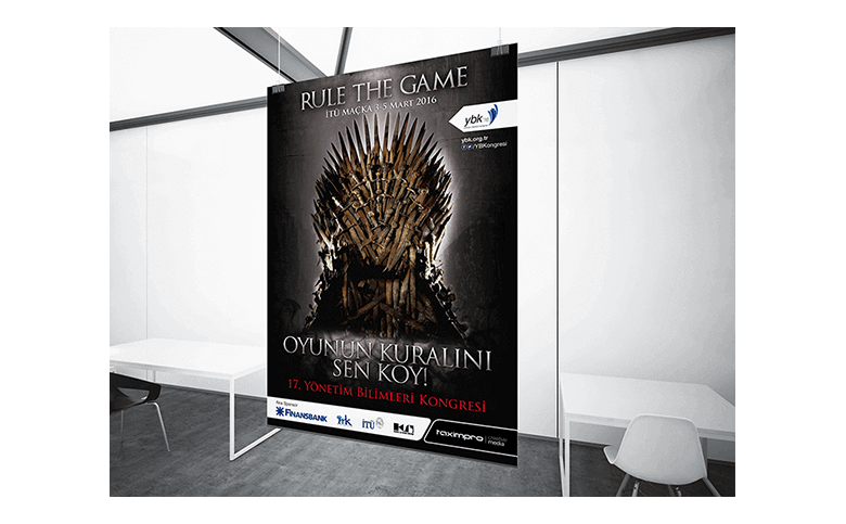 Poster Design İstanbul